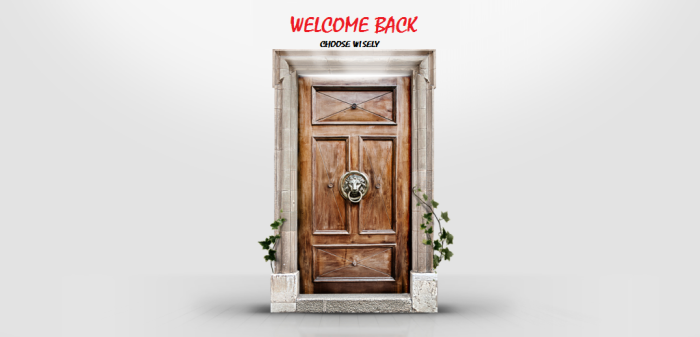 A Door, a Facade, and the WayBack